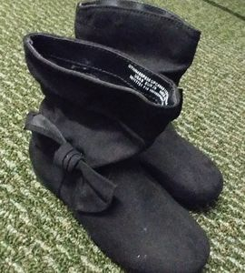 Other - 3/$15 sale! Girls/toddlers black boots size 9